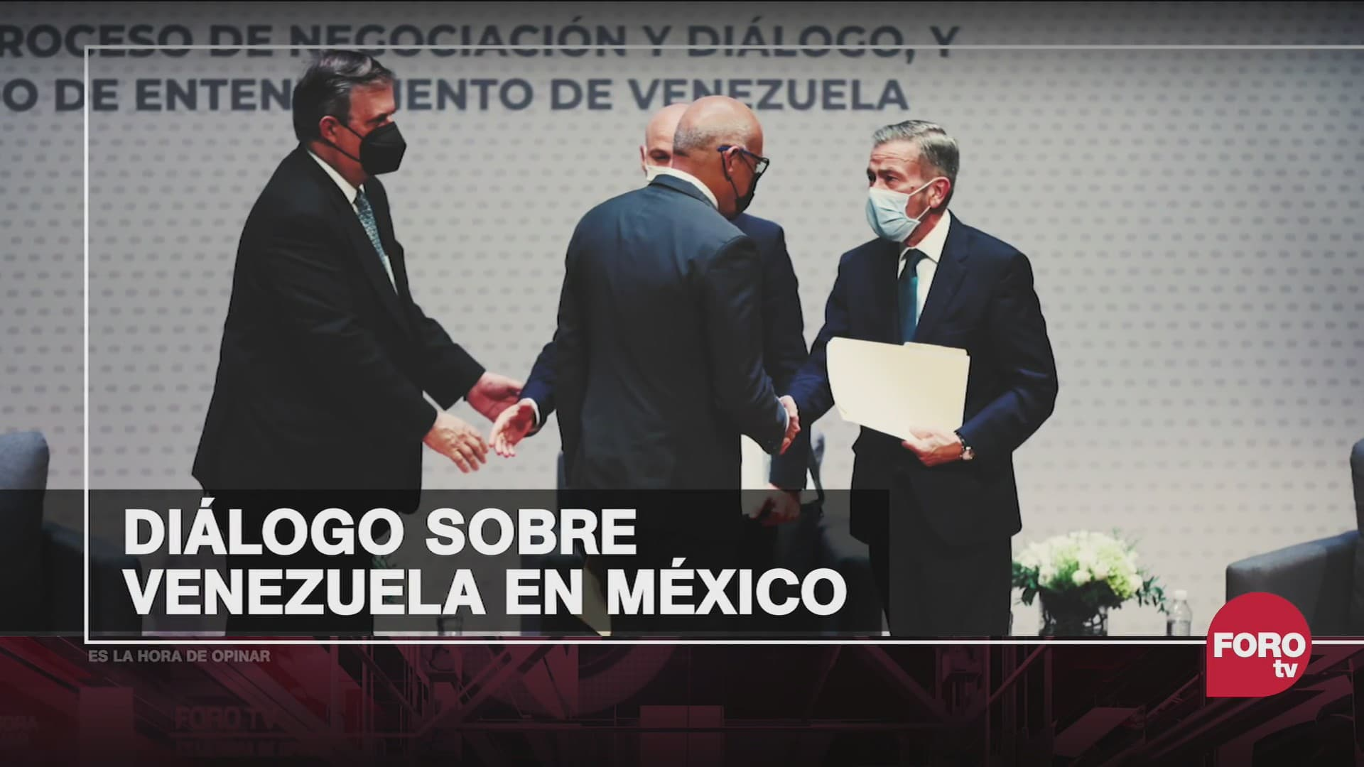 la suspension del dialogo entre el gobierno y la oposicion de venezuela