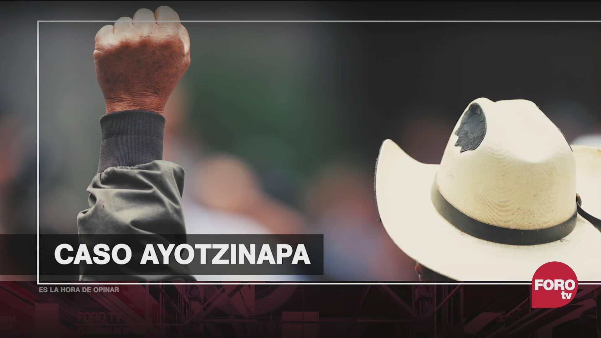 las conversaciones filtradas entre mandos policiales y criminales en el caso ayotzinapa