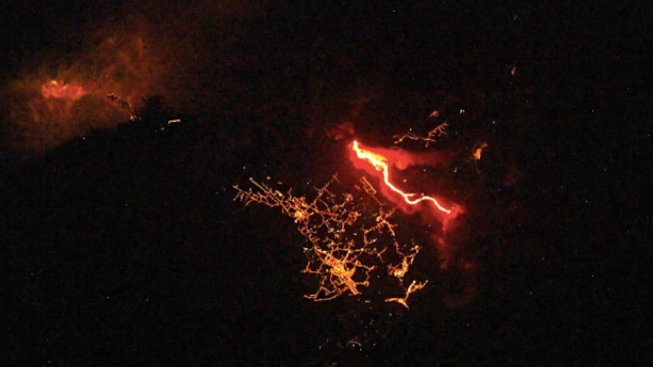Lava Isla La Palma Espacio
