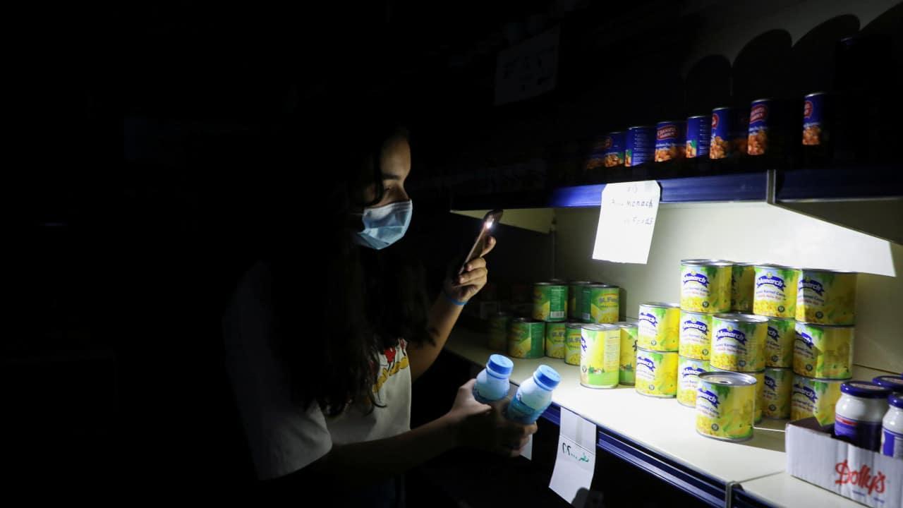 Líbano se queda sin energía eléctrica por la escasez del combustible