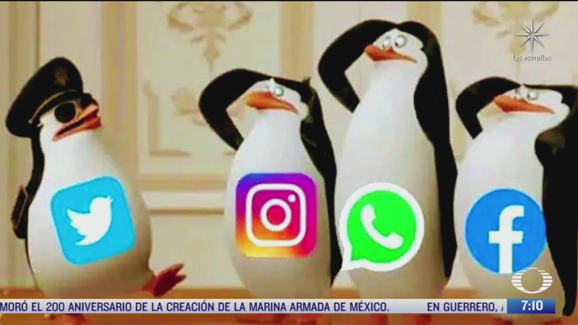 los memes por la caida de facebook instagram y whatsapp