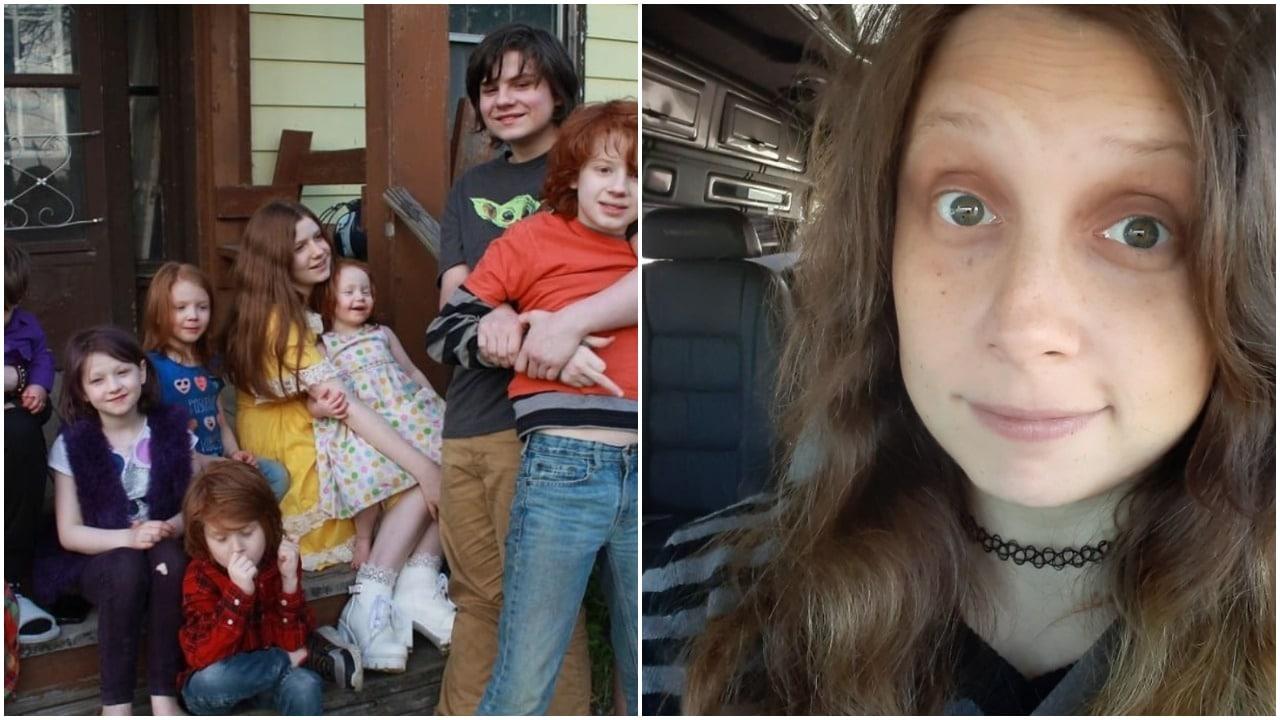 Veronica Merritt, hijos, maternidad, TikTok, Instagram, influencer