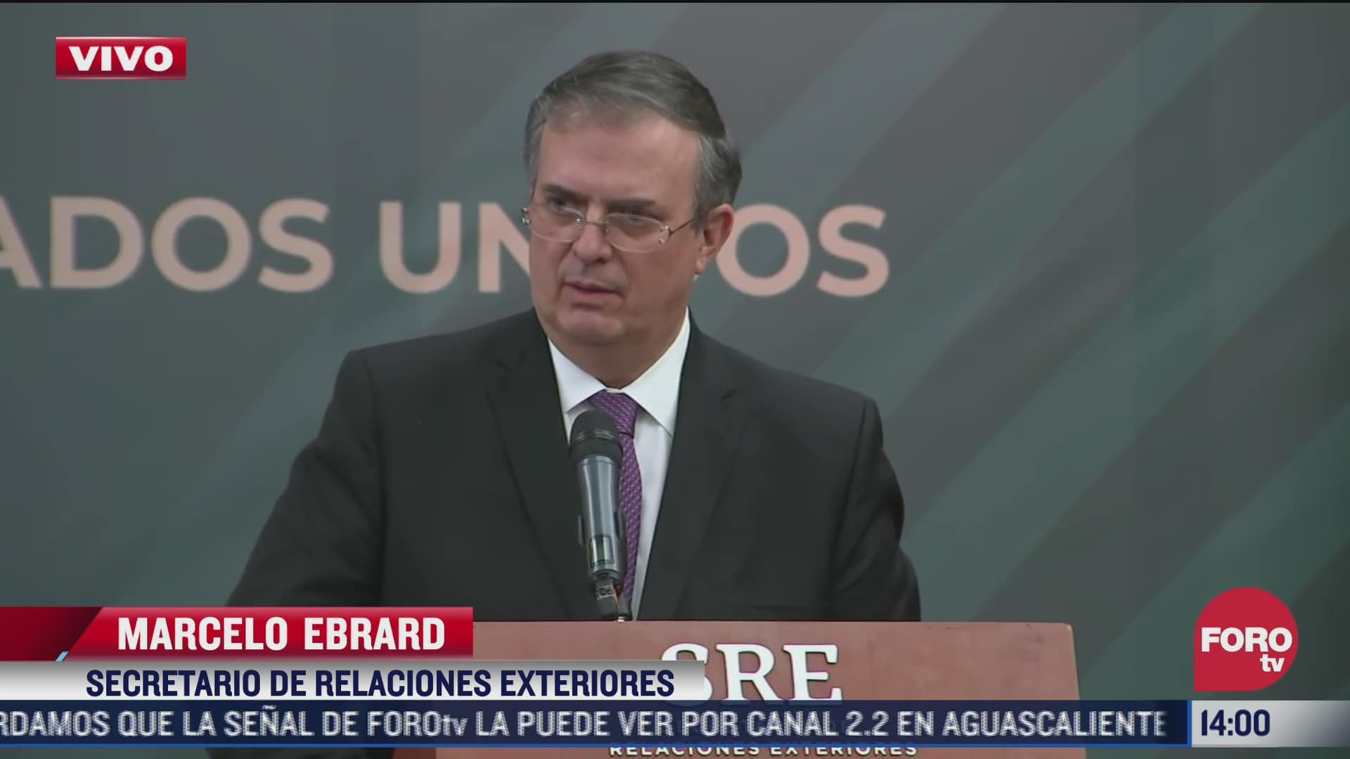 marcelo ebrard presenta acuerdos tras reunion con antony blinken