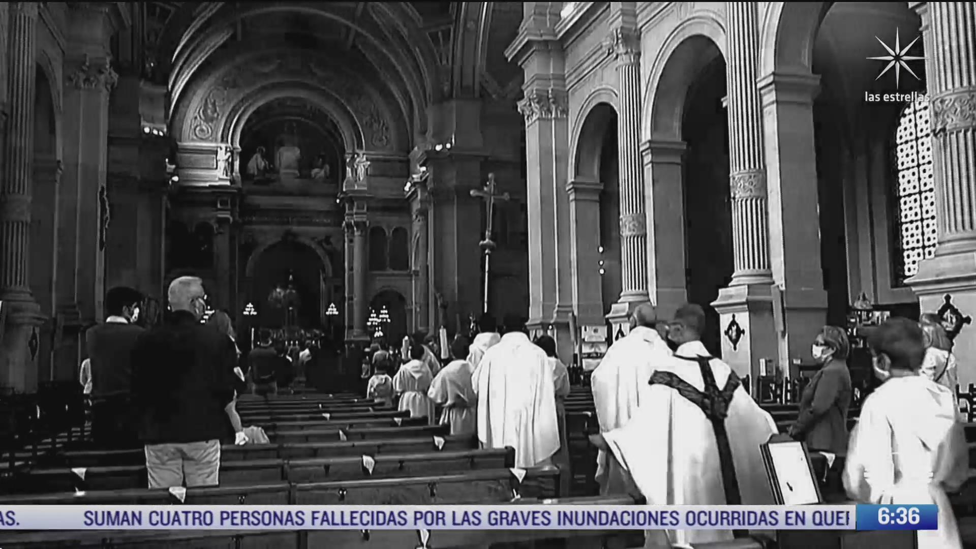 mas de 200 mil menores fueron victimas de abuso sexual en la iglesia francesa segun informe