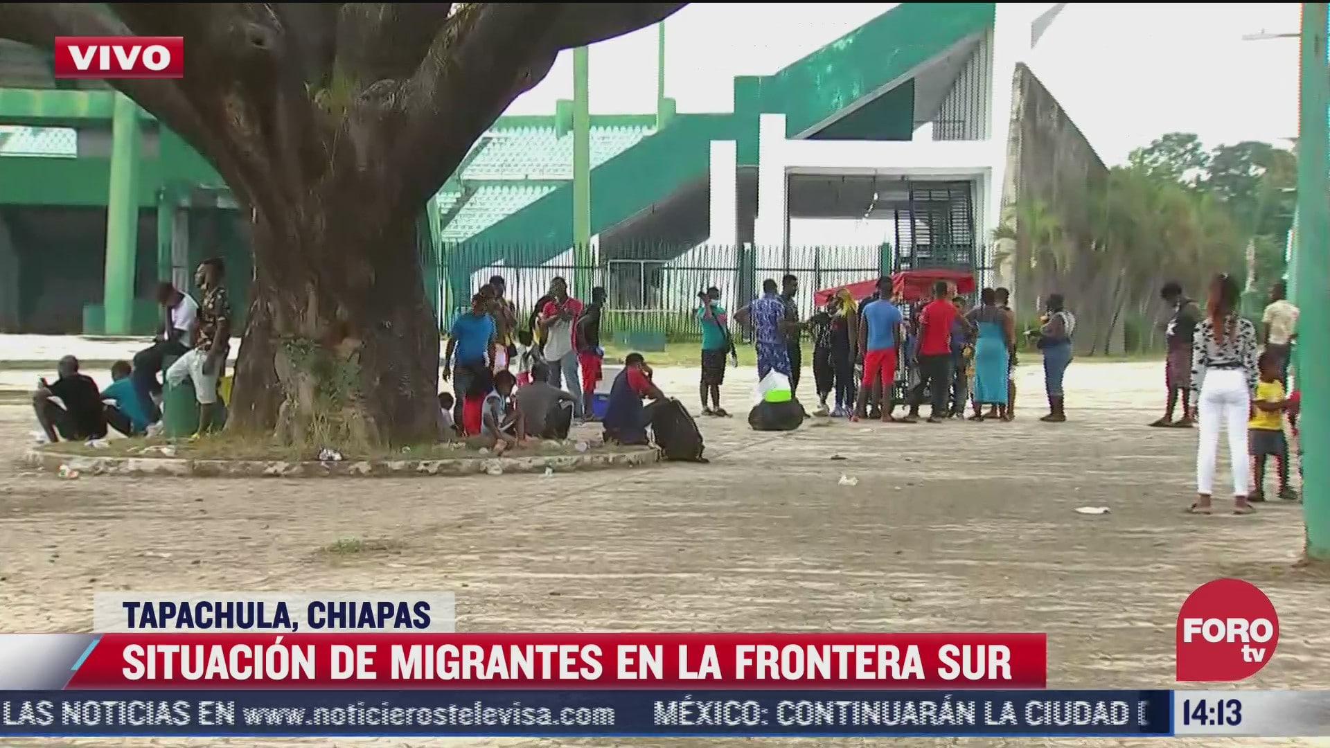 mas de 60 mil migrantes solicitan refugio en mexico