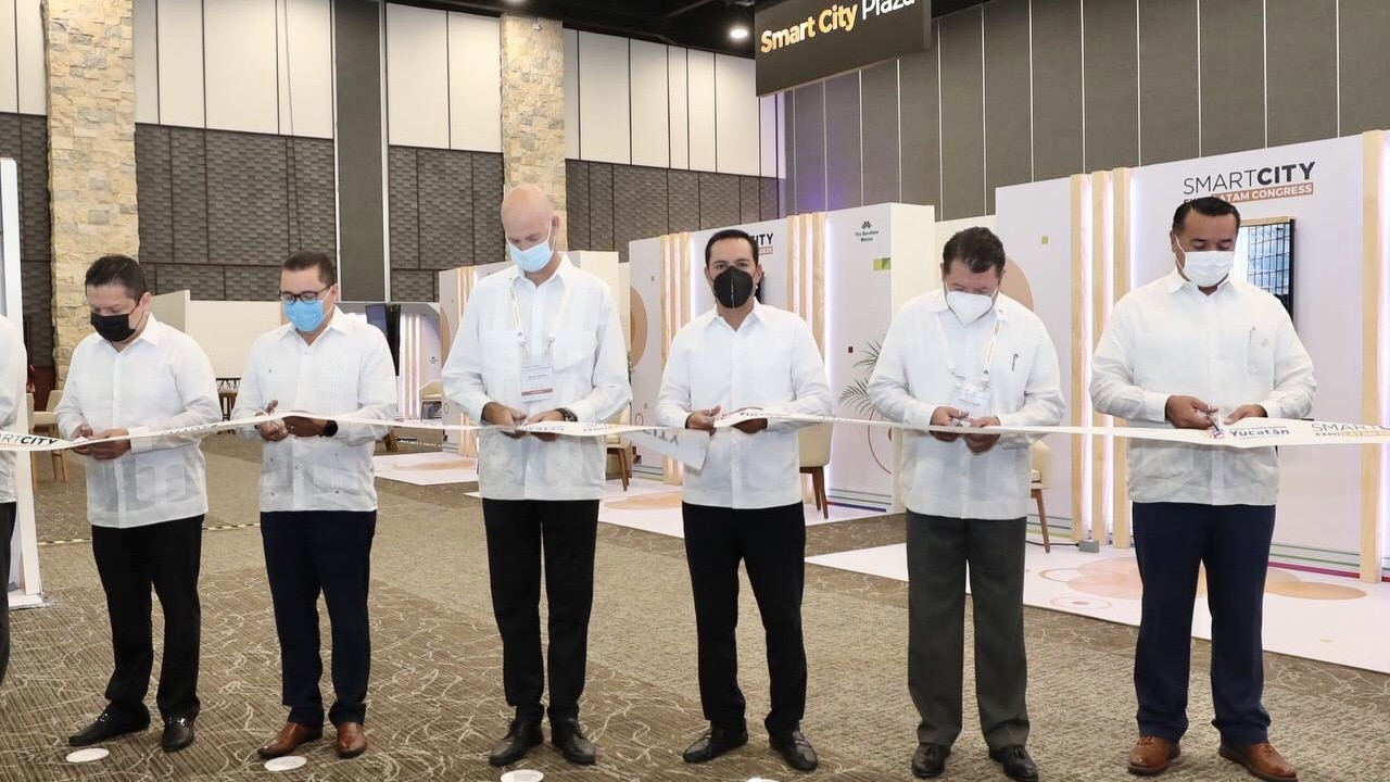 Inauguración Smart City Expo LATAM Congress