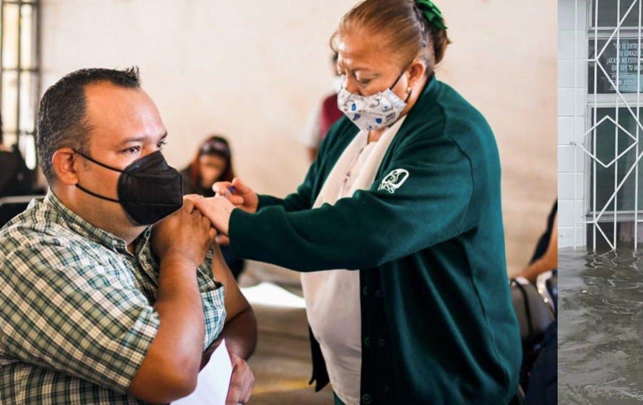 México reporta 348 nuevas muertes y 6 mil 153 nuevos casos de covid-19.