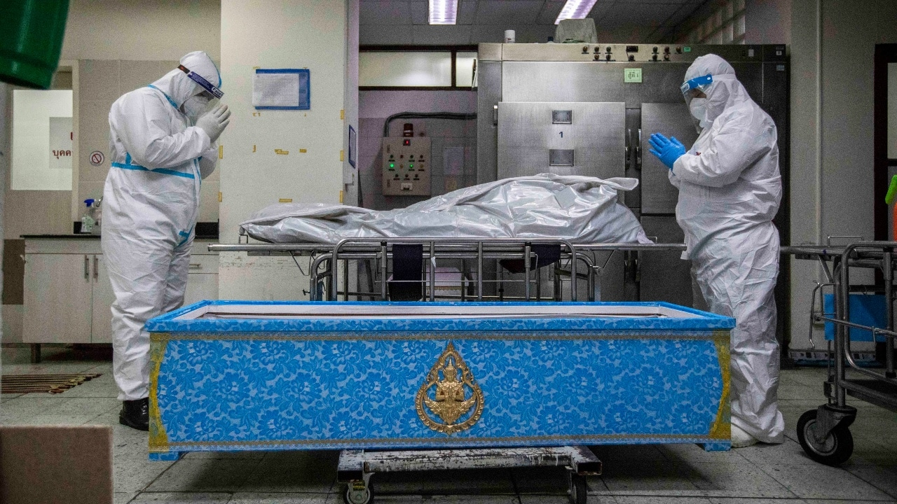 Rusia marca nuevo récord de muertes por covid