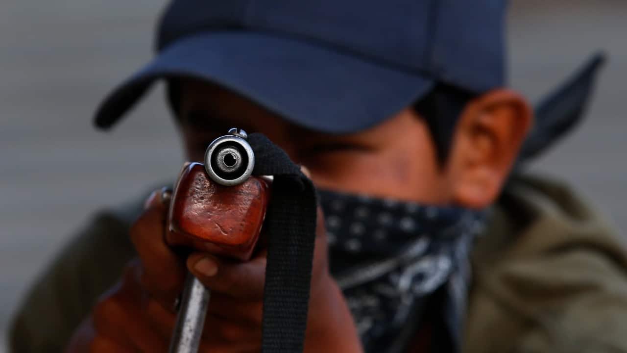 Narcotráfico recluta a miles de niños en México
