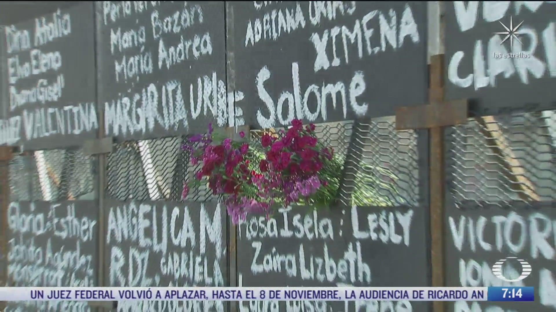 nombres de victimas de feminicidio seran preservados de forma digital