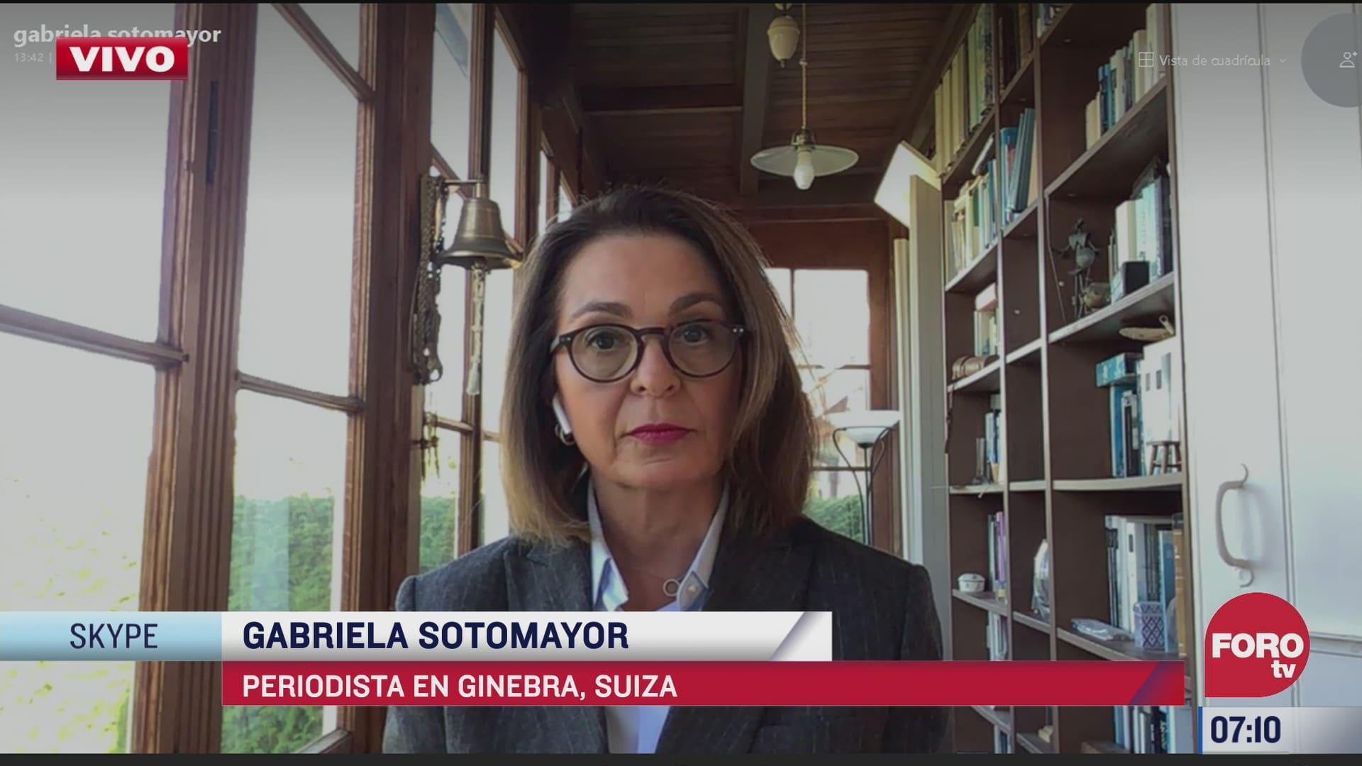 oms responde a mexico sobre aprobacion de vacunas contra covid de sputnik v y cansino