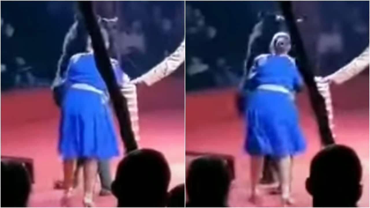 Oso ataca a mujer embarazada en Rusia durante un show de circo