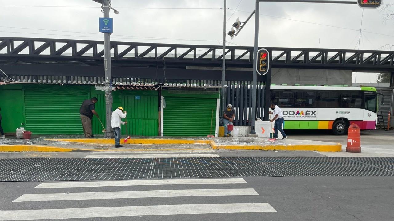 Cerrarán por tiempo indefinidio el CETRAM Pantitlán