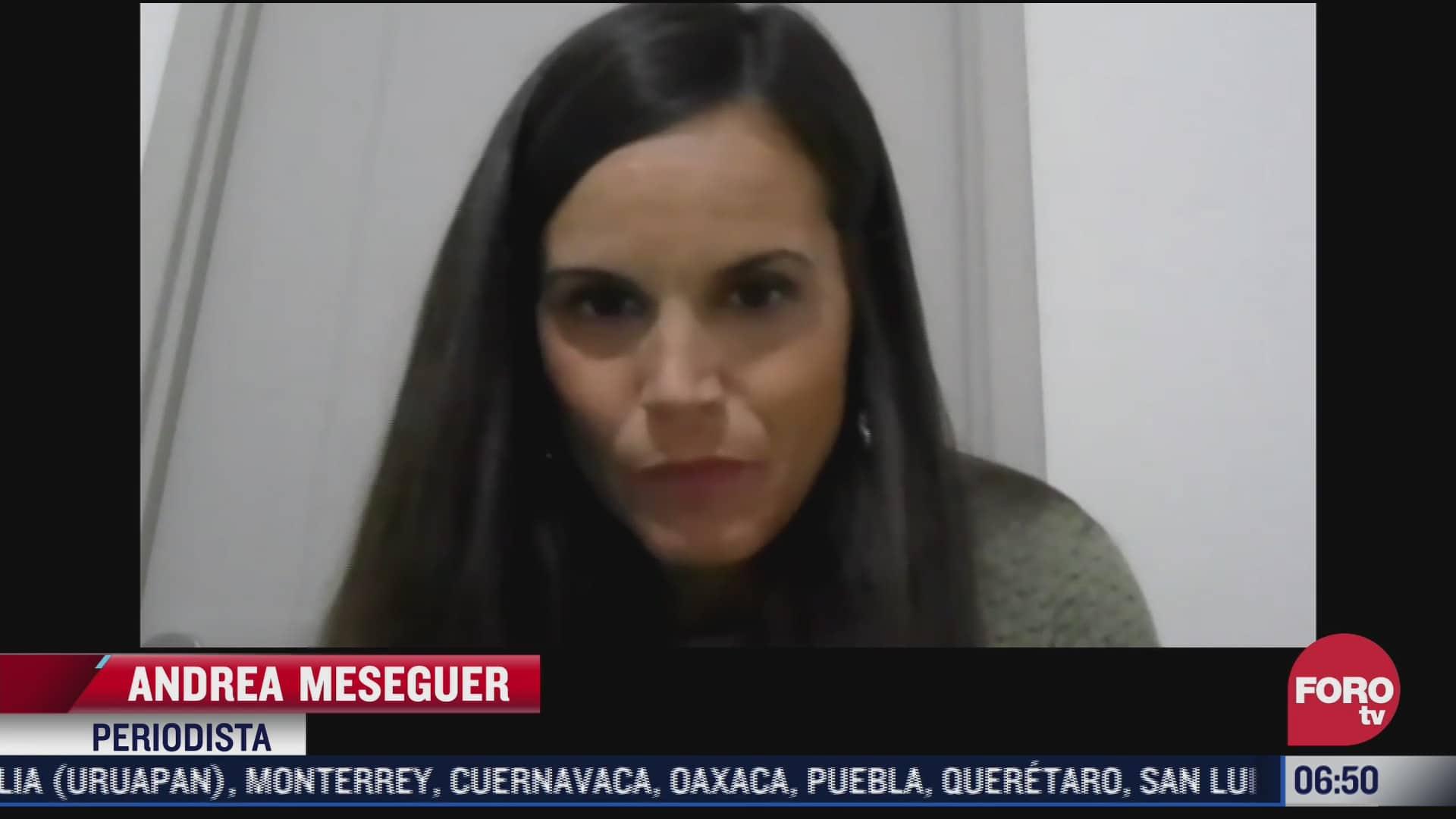 periodista denuncia acoso dentro de la televisora donde trabajaba en chile