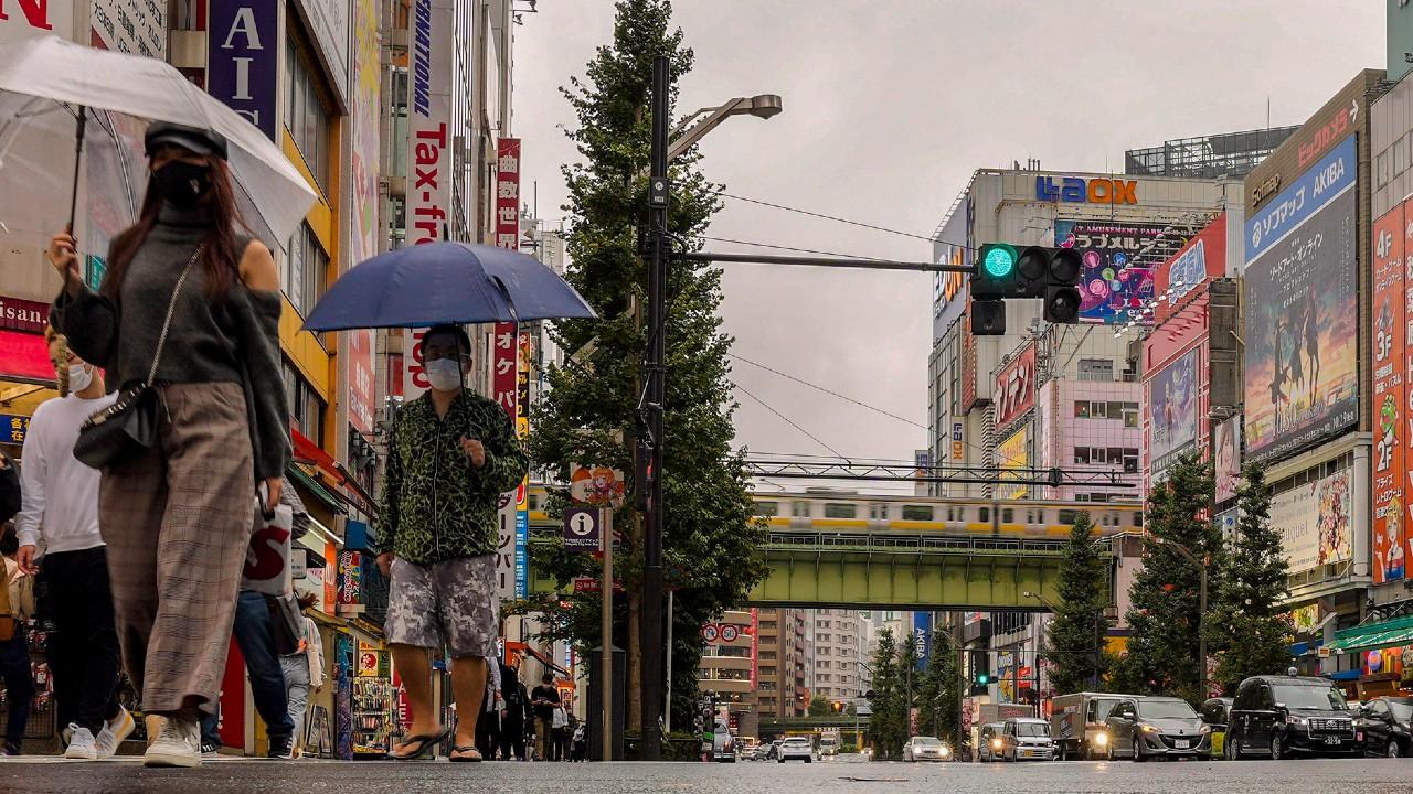 poblacion en japon