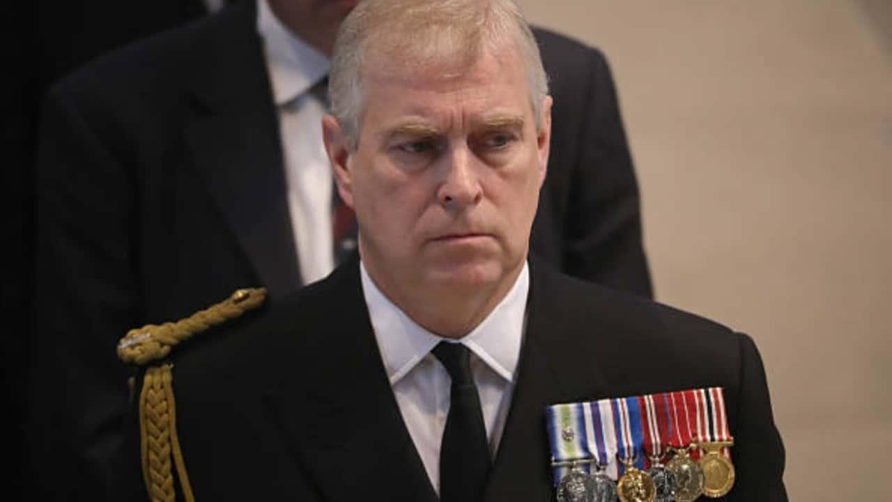 Scotland Yard descarta medidas contra el príncipe Andrés por caso Epstein