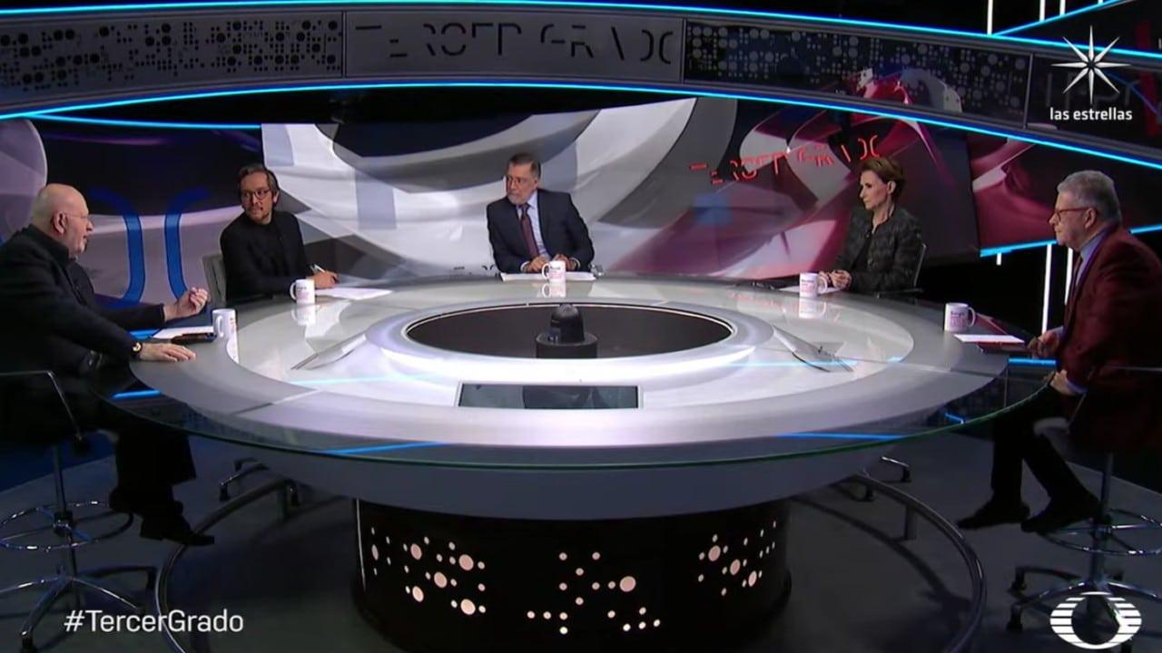 Video: Reforma eléctrica de AMLO y la polémica por la medalla Belisario Dominguez, en Tercer Grado