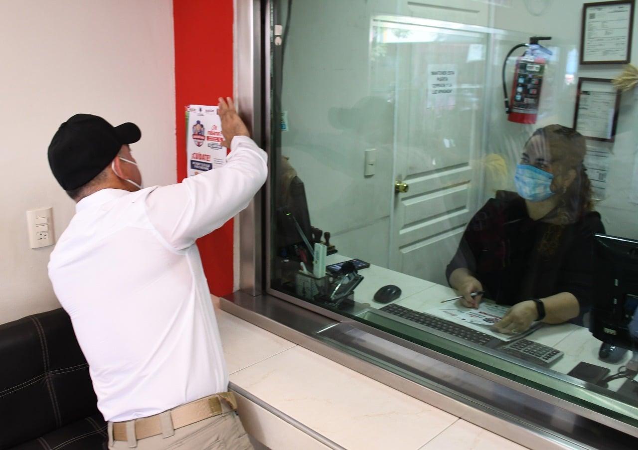 Refuerzan la seguridad en áreas comerciales de Culiacán y Mazatlán