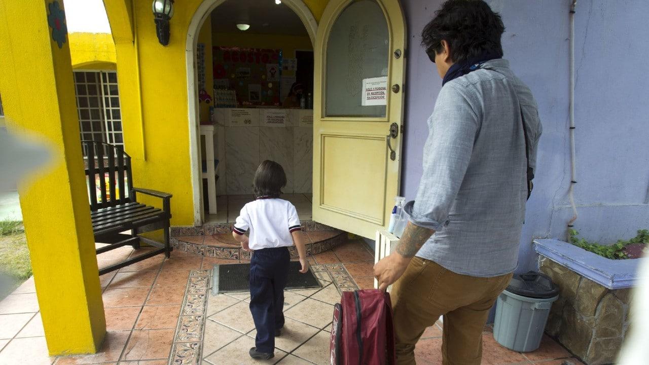 Regreso a clases presenciales en Nuevo León