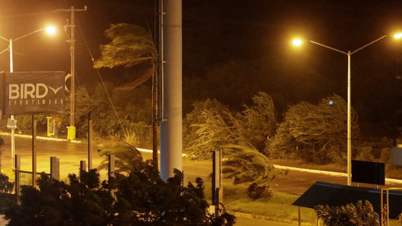 Remanentes del huracán Pamela se dirigen a Texas y Oklahoma