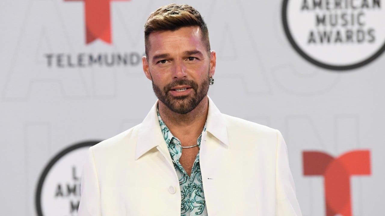 Ricky Martin admite que la pandemia de covid le provocó ansiedad