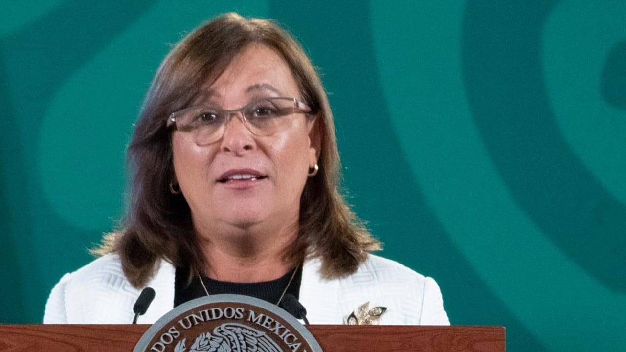 Rocío Nahle, secretaria de Energía