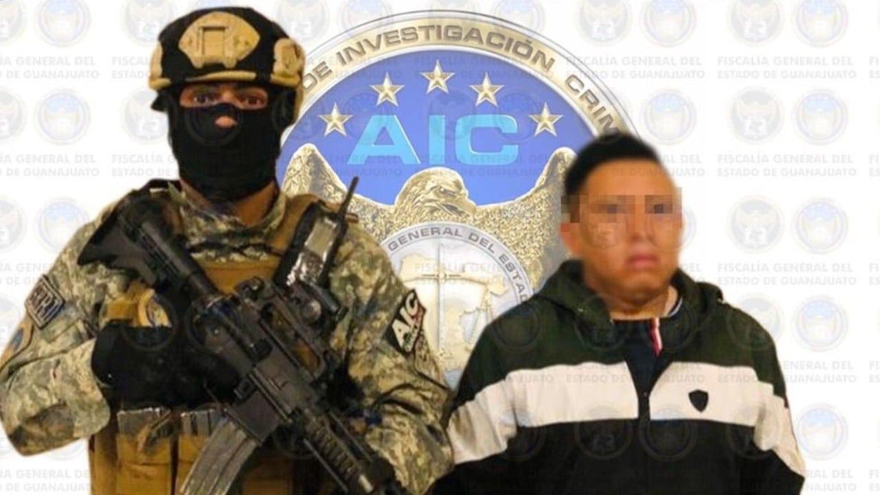Se desata enfrentamiento durante operativo de aprehensión contra expolicía en Acámbaro, Guanajuato