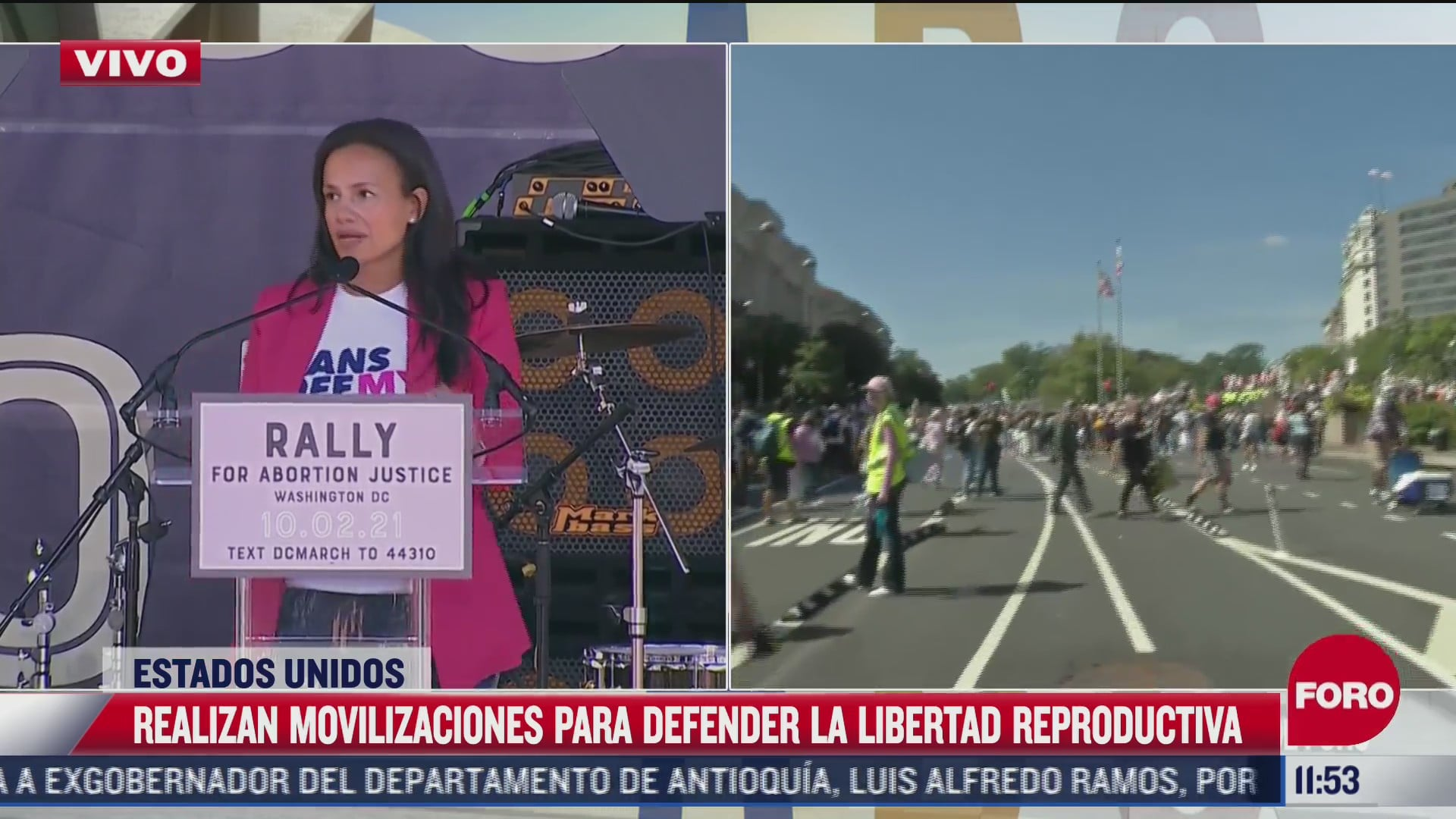 se movilizan en eeuu para defender la libertad reproductiva