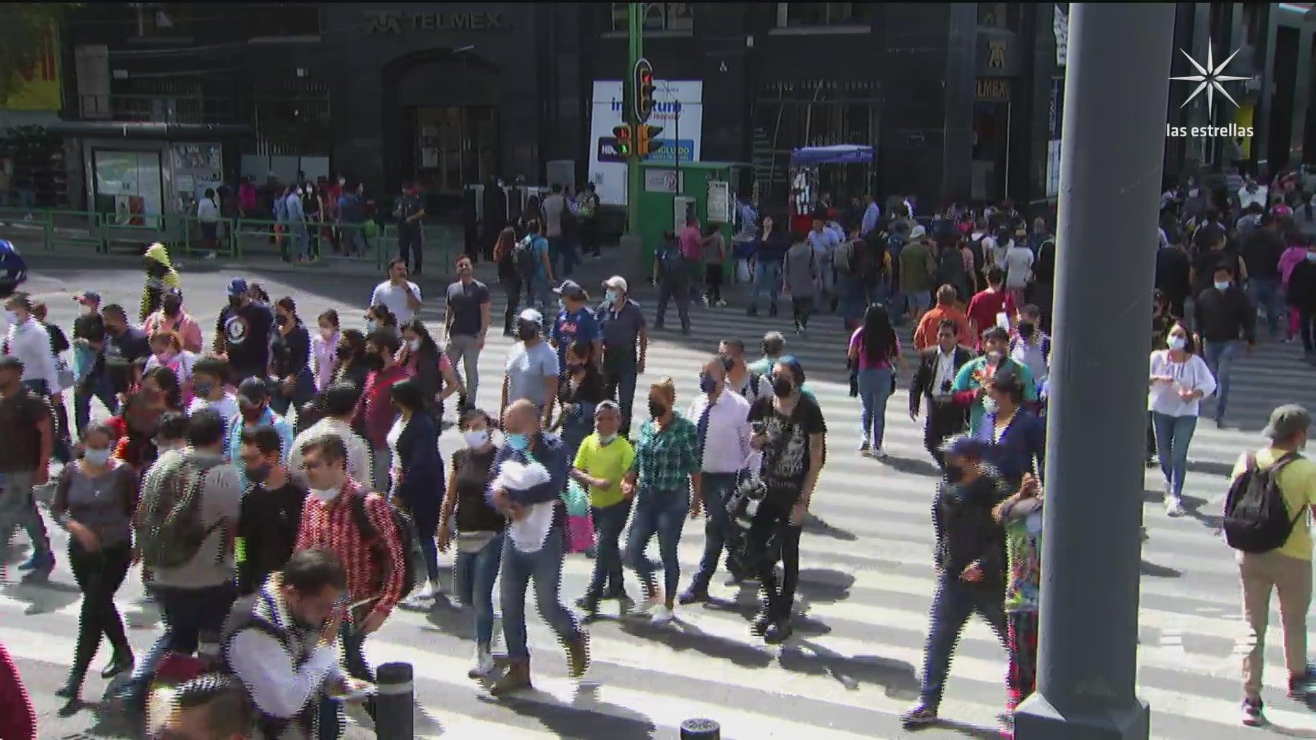 semaforo verde en el valle de mexico da paso a las multitudes y aforos completos