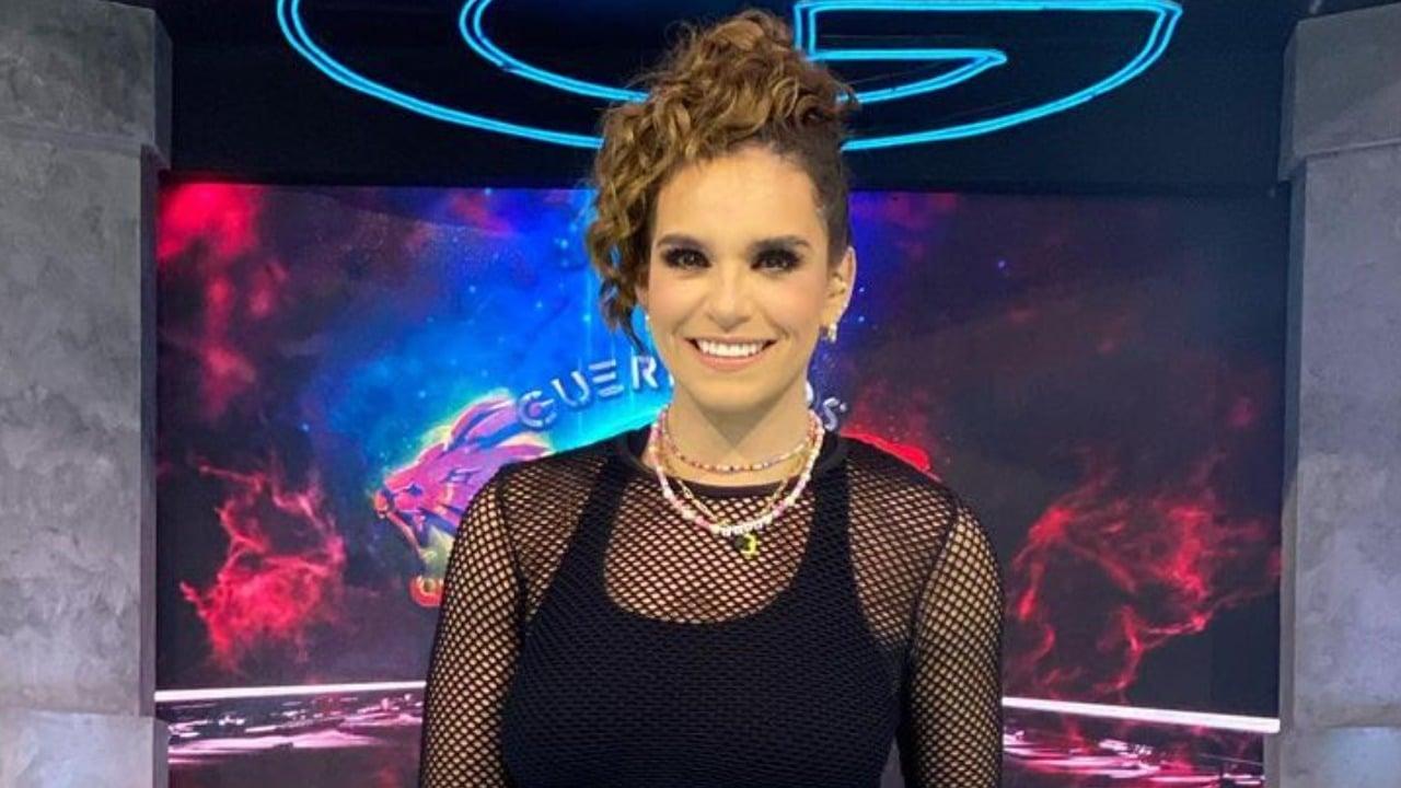 Tania Rincón hizo su debut oficial como conductora de Hoy este lunes 11 de octubre