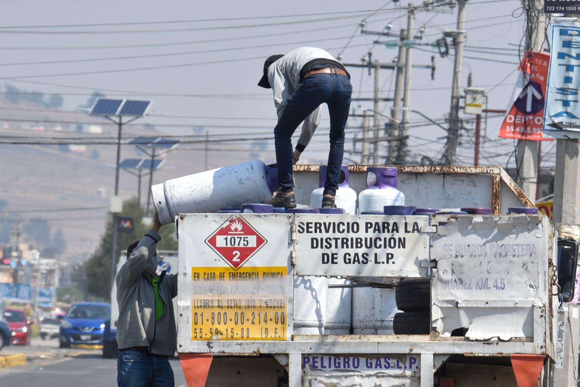 Gremio Gasero Nacional convoca a paro indefinido