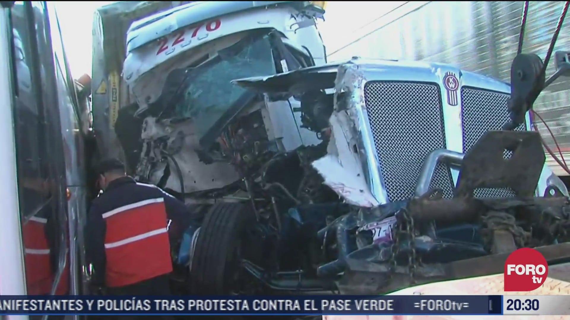 un muerto y 2 lesionados deja accidente en la carretera puebla orizaba