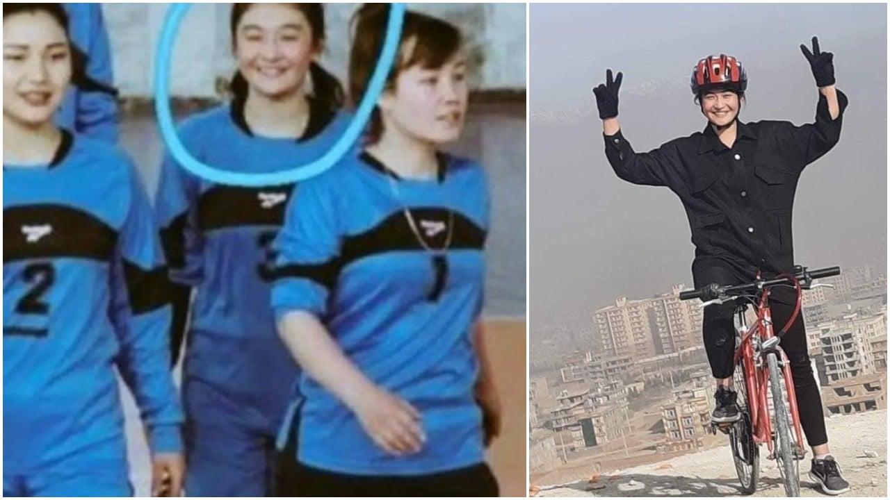 Mahjabin Hakimi, voleibol, Afganistán, Talibán, feminicidio