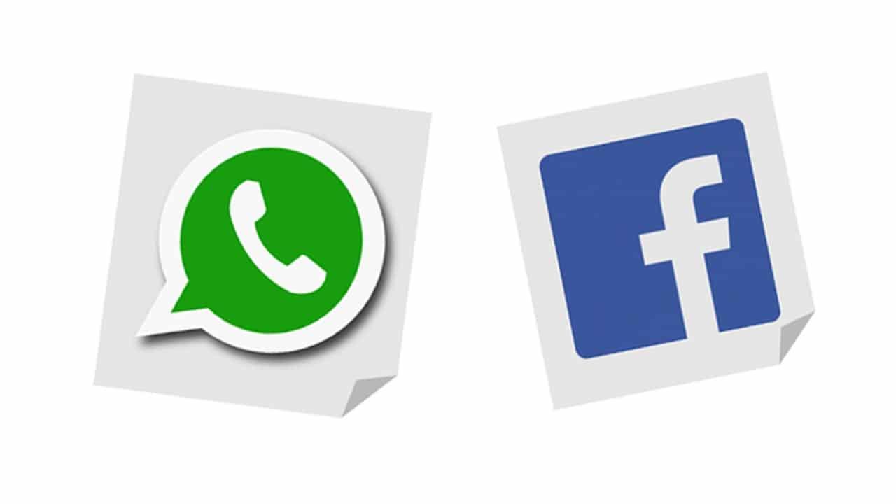 WhatsApp Web reacciones Facebook